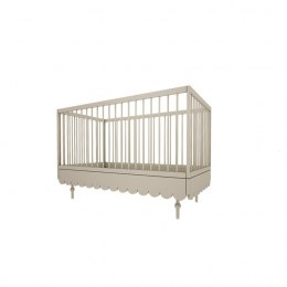 Babushka cot 70 x 140 cm with sofa/couch option