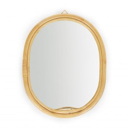 Childhome Mirror rattan Oval 35 cm