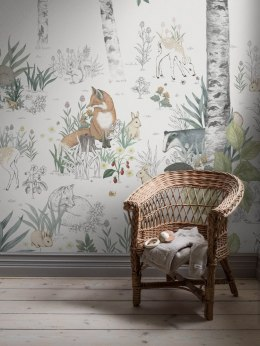 Wall wallpaper / mural NEWBIE Magic Forest 270 x 265 cm